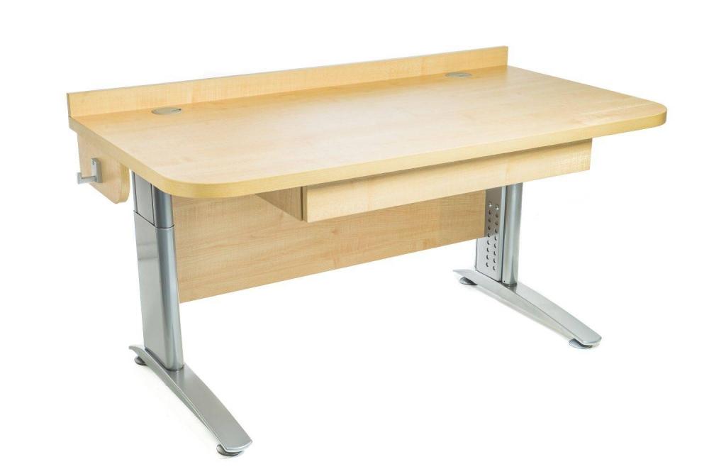 Stôl rastúci rovný │ javor prírodný / javor prírodný