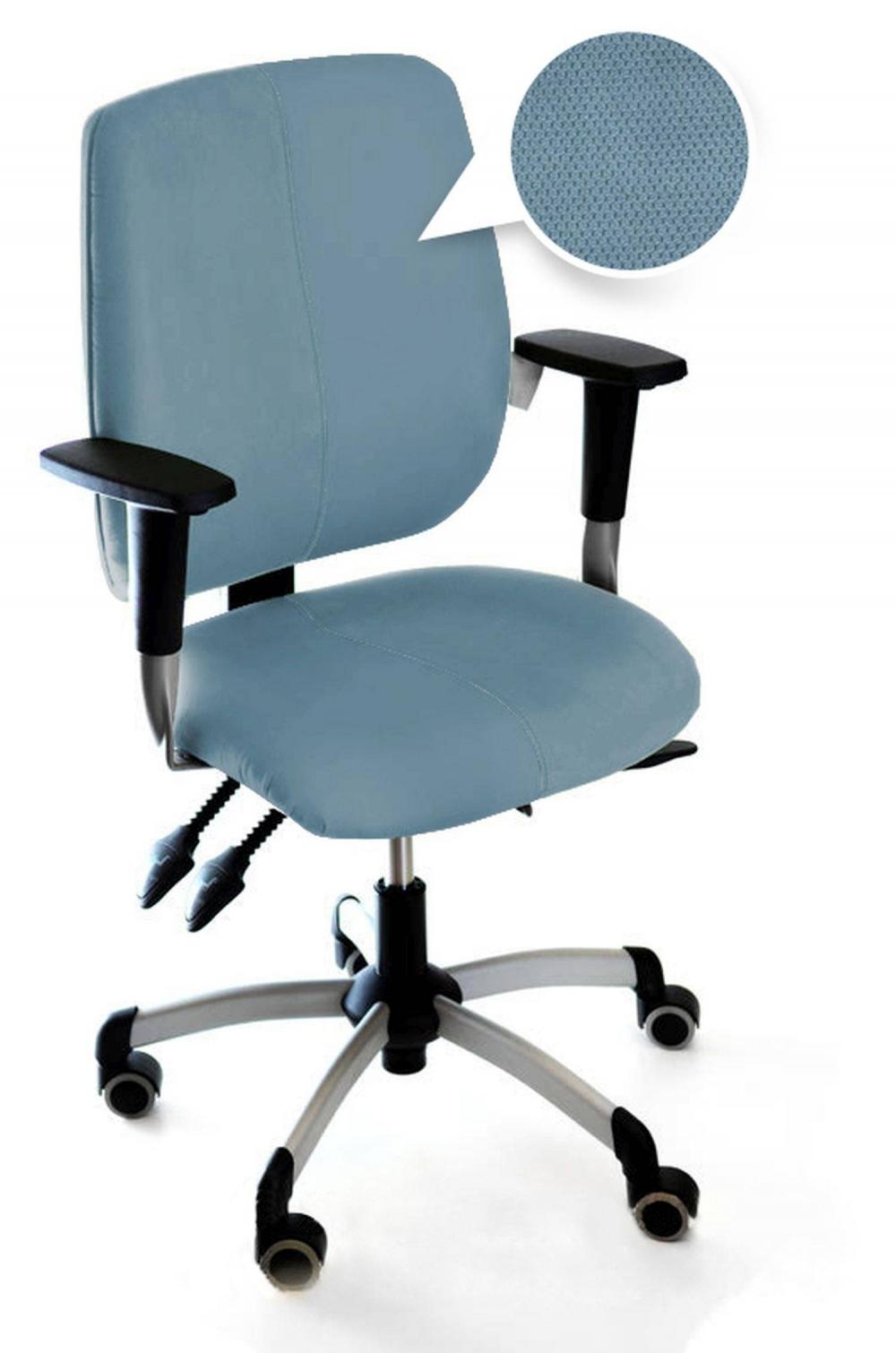 Detská rastúca stolička NO LIMIT KIDS │ GORDON 10 denim modrá