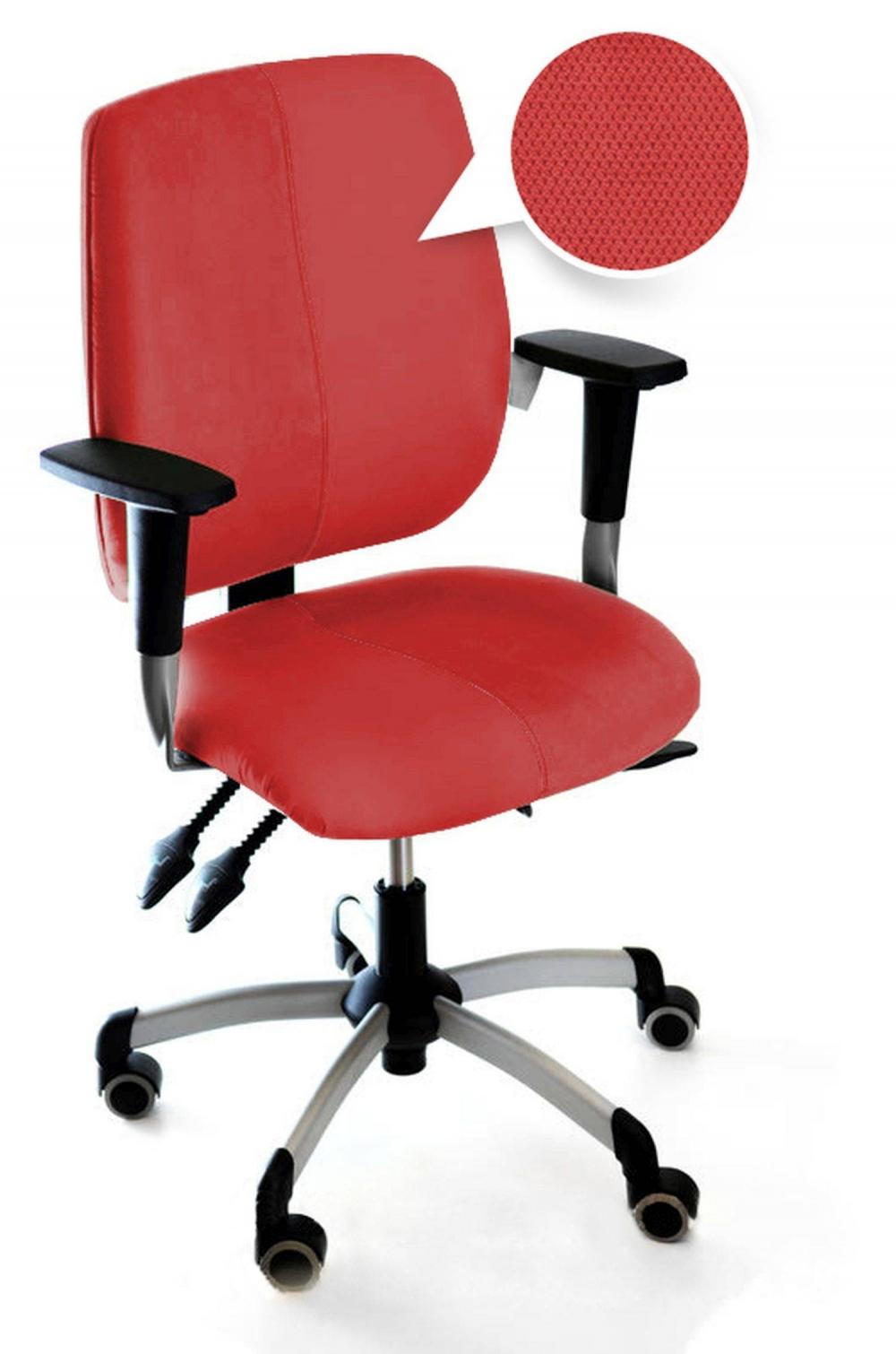 Detská rastúca stolička NO LIMIT KIDS │GORDON 60 červená