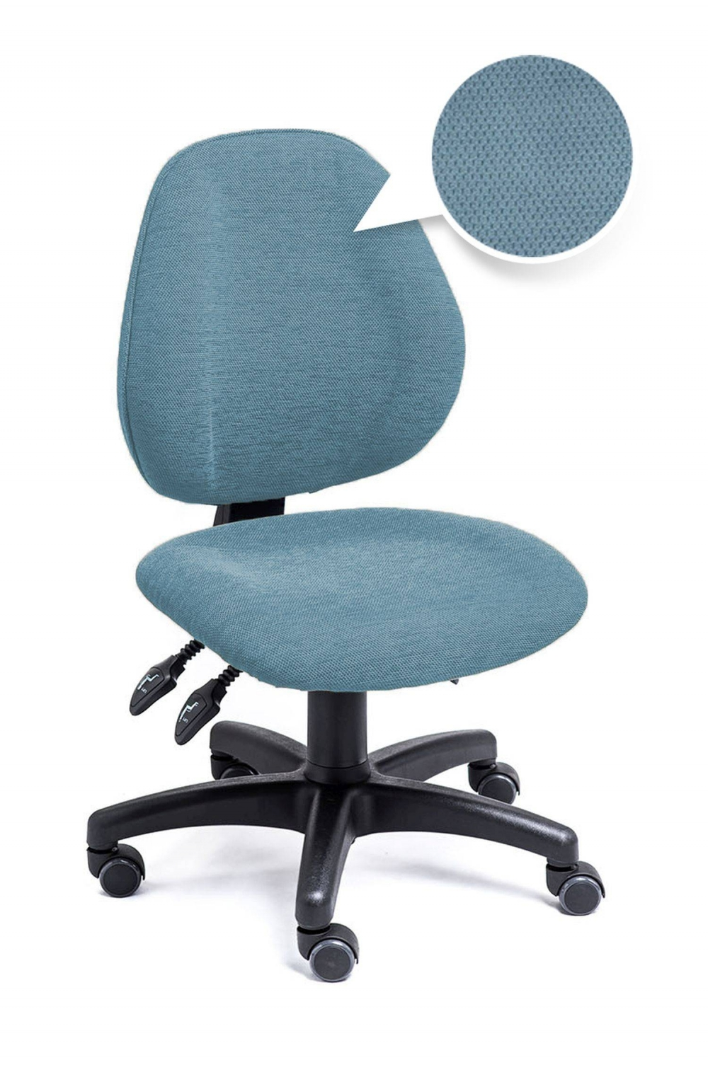 Detská rastúca stolička NO LIMIT FREE │ GORDON 10 denim modrá
