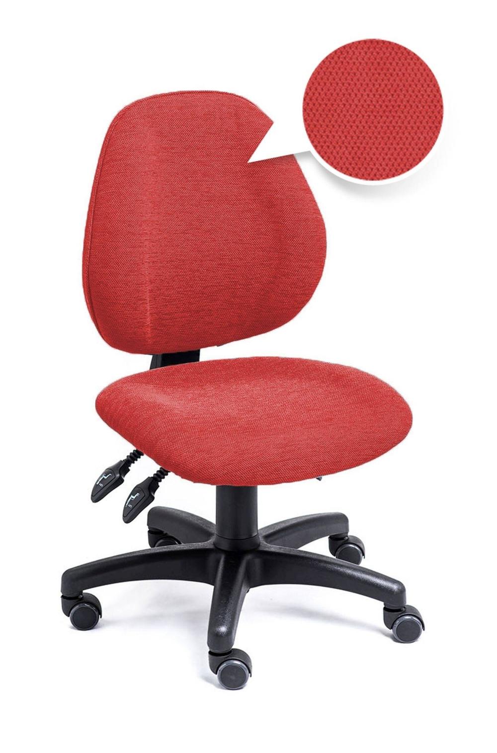 Detská rastúca stolička NO LIMIT FREE │ GORDON 60 červená