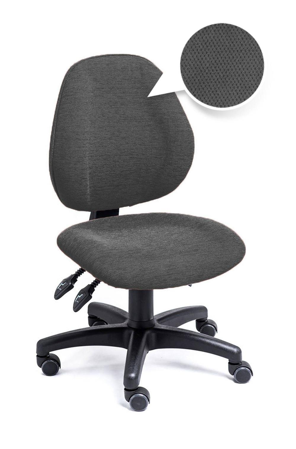 Detská rastúca stolička NO LIMIT FREE │ GORDON 94 sivá