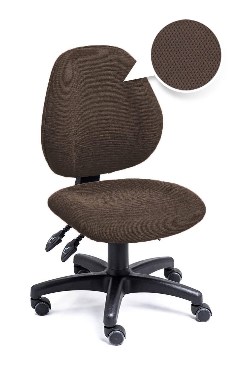 Detská rastúca stolička NO LIMIT FREE │ GORDON 25 čokoládová