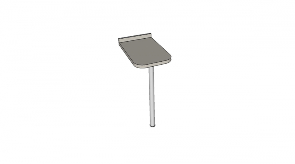 Prístavba H1 │ šedá perlička / šedá perlička