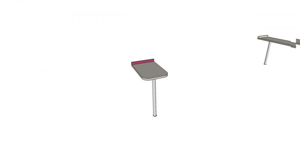Prístavba H1C │ šedá perlička / ružová malina